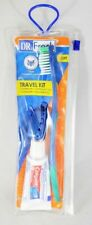 DR Fresh Toothbrush Travel Kit with Colgate Tooth paste & Cover