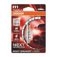 OSRAM Performance Bulbs -  H1 +150% More Brightness - (448) P14.5 - Halogen - NI