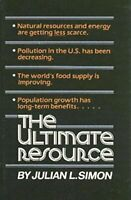 The Ultimate Resource by Simon, Julian Lincoln Book The Fast Free Shipping