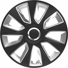 """GIFT #K SET OF 4 16/"""" UNIVERSAL WHEEL TRIMS COVER,RIMS,HUB,CAPS TO FIT BMW"""