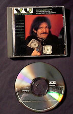 1993 CAPTAIN BEEFHEART A  CARROT IS AS CLOSE... UK COMPILATION CD FRANK ZAPPA