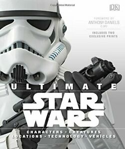 Ultimate Star Wars (Dk Ultimate) by DK Book The Cheap Fast Free Post