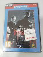 The Diabolik Original Without Set PC Spanish Dvd-Rom Black Bean New - Am