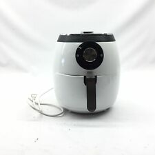 Dash DFAF455GBWH01 Deluxe Electric Air Fryer + Oven Cooker with with Temperature