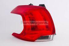 Peugeot 2008 13-16 Rear Tail Light Lamp Left Passenger Near Side N/S OEM Valeo