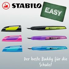 Stabilo Easybuddy Füller Füllhalter Füllfederhalter Schulfüller Easy buddy