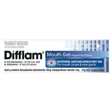 Difflam Anti-Inflammatory Mouth Gel - 10 g