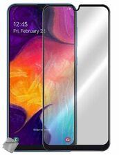 Film de protection verre trempe incurve integral pour Samsung Galaxy A50 - NOIR