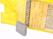NEW SURPLUS 1PC. KENNAMETAL SNU 633  GRADE: K68 CARBIDE INSERT
