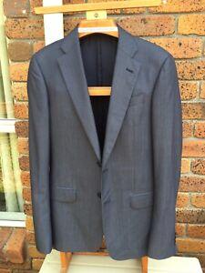 Armani Collezioni Mens Suit Jacket 36 Aus