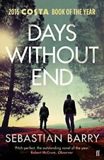 Days Without End by Sebastian Barry New Paperback Book