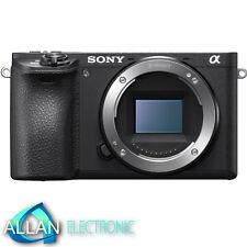 Neu Sony Alpha a6500 ILCE-6500 Mirrorless Digital Camera Body Only - Schwarz