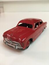 Dinky Ford Sedan Fordor No.170G 1954 Red Made in United Kingdom