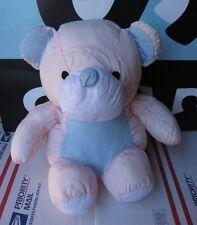 """Superior Toy and Novelty Pink Bear Puffalump Windbraker 15"""""""
