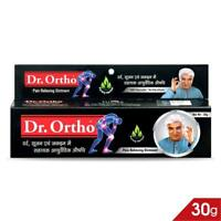 Dr Ortho Ointment 30gm /pack of 2 Pure Herbal Helps In Swelling,Joint Aches,Pain