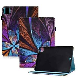Folding PU Leather Smart Wallet Case Cover for iPad 9.7 10.2 Pro Air 2 3 4 Mini5