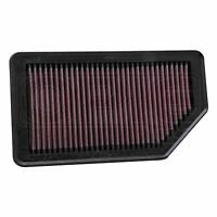 K&N Replacement Air Filter - 33-2472 - Performance Panel - Genuine Part