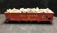 HO Delaware Hudson Hopper Firewood Load 100% Tested & Refurbished Lot P41