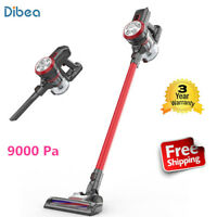 Dibea D18 Cordless Handheld Stick Vacuum Cleaner 9000PA Cleaning Tool 550ml HOT