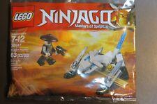 Lego Ninjago Masters of Spinjitzu 30547 Dragon Hunter ~ New Sealed Polybag!