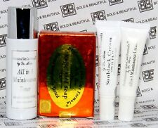 DR. ALVIN ALL IN 1 MAINTENANCE SET 4PCS, CLARIFYING WHITENING 100% AUTHENTIC USA