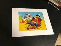 Donald Duck Finds Pirate Gold  Never Produced Sericel Prototype  Walt Disney