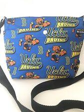 UCLA Bruins Bag Crossbody Bear Football Fan University Designer Fashion