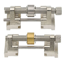 2x Metal Honing Guide Wood Plain  Sharpening Iron Planer Blades Jig