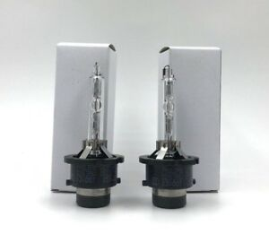 2x OEM Philips D2S Xenon HID Headlight Lamp Bulb for 06-08 Infiniti G35 Coupe