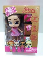 Boxy Girls Lina Mini Doll with 3 Mini Box Surprises