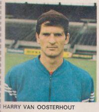 1-0 Foto Galerij 1970-1971 card/sticker Sparta Rotterdam Harry van Oosterhout
