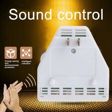 The Clapper Sound Activated Switch On / Off Clap Electronic Gadget Hand F1R