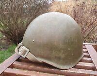 Original Military Helmet SSH 40 Steel WW2 Soviet Army RKKA WWII Russian N 1/443