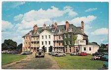Hampshire; New Forest, Balmer Lawn Hotel, Brockenhurst PPC c 1960s, Unposted