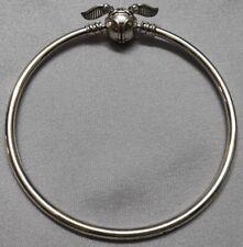 Pandora x HP Golden Snitch Harry Potter Bangle 598619C00 SIZE 19cm S925ALE