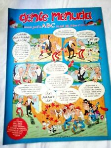 People Menuda180 Abc Tintin, Zipi And Zape , Mortadelo and Filemon Spidermam,