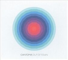 Out Of Town by Cantoma (Phil Mison) CD Factory Sealed