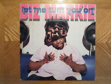 """COLD CHILLIN 12"""" SINGLE RECORD/BIZ MARKIE/ LET ME TURN YOU ON/ NR MINT"""