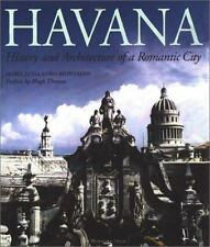 Havana: History and Architecture of a Romantic City-ExLibrary