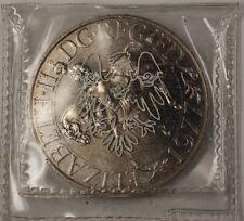 1977 Great Britain Queen Elizabeth the Second Jubilee BU UNC Crown Coin