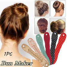 Bun Maker Head Hair Stick Tape Tool Wave Point Sponge Hair Maker Hair Style Best