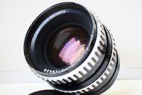 Carl Zeiss Jena DDR Biometar ZEBRA 120 mm f/2.8 Medium Format Pentacon Six mount