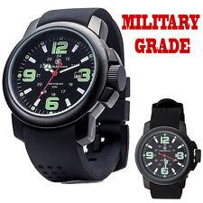 Men Watch tactical analog watch for men military watch outdoor titanium case new