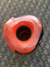 Shark Wheels Skateboard Longboard 60mm 78a Best Wheels Period! Color NEON ORANGE