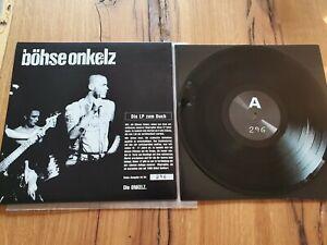 Böhse Onkelz - LP zum Buch - limitiert