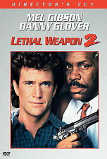 Lethal Weapon 2 (DVD, 2009, Director's Cut)