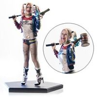 IRON STUDIOS Suicide Squad Harley Quinn Tenth 1:10 Scale Figure Statue IN STOCK