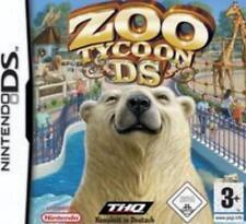 NINTENDO DS 3DS ZOO TYCOON 1 Baue deinen Traum Zoo GuterZust.