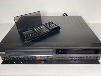 Ferguson Videostar FV 37H Vintage VHS Player Working  With Original Retro Remote