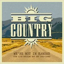 Big Country - We're Not In Kansas: The Live Bootleg Box Set 1993-1998 [New CD] B